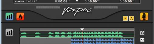 VoxPro 5 Recording Software