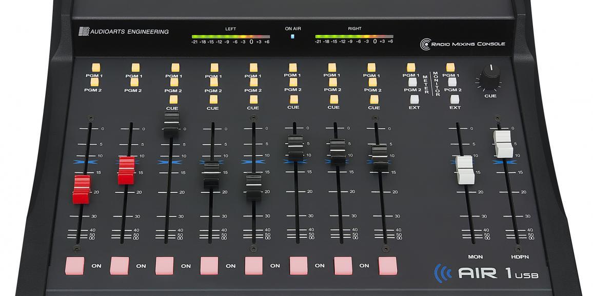 LPFM Console
