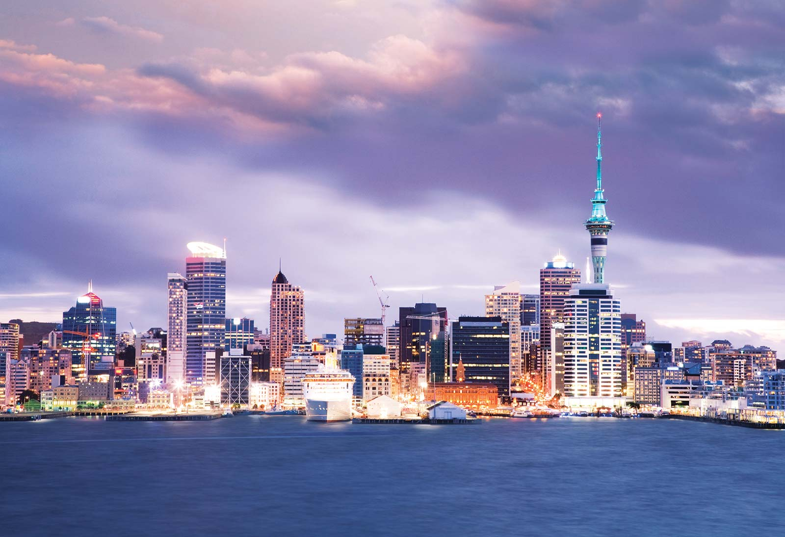 New Auckland Headquarters