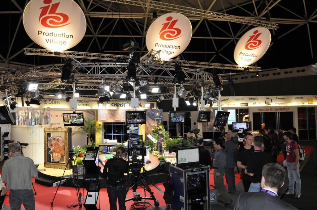 IBC Amsterdam 2014
