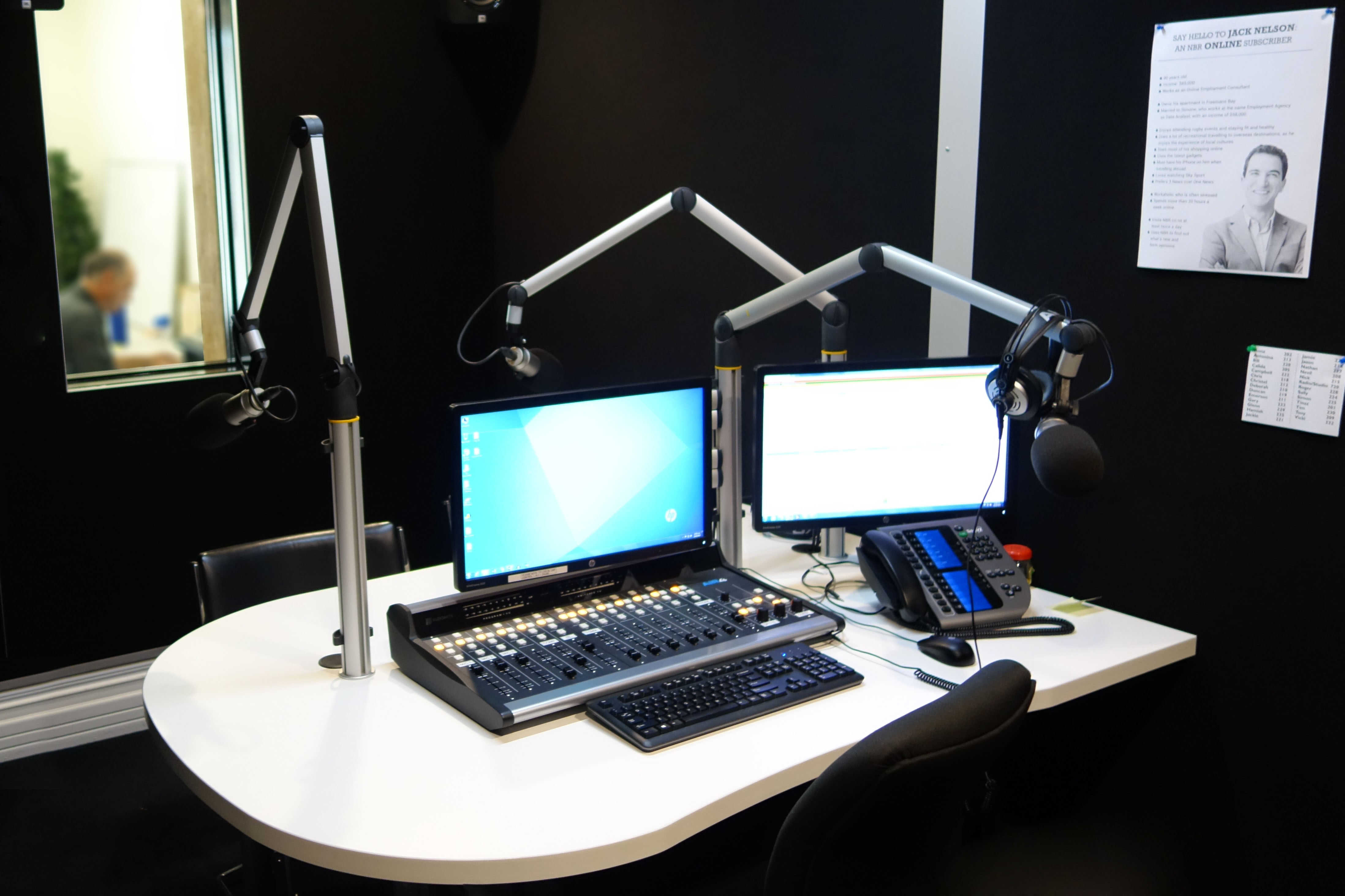 National Business Review NBR Radio